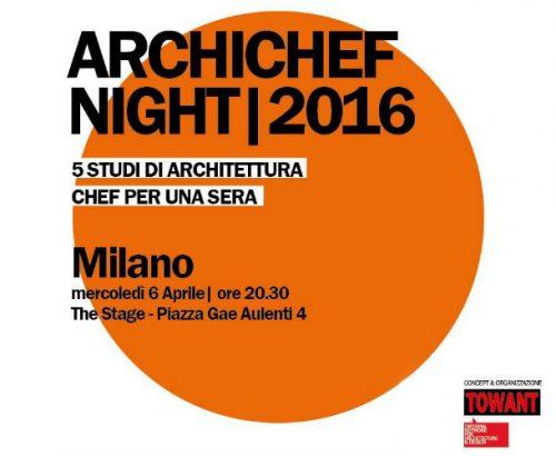 Archichef Night