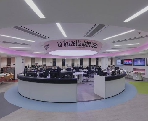 """Nuova sede """"La Gazzetta dello Sport"""""""