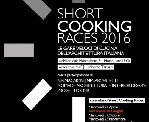 Short Cooking Races: prova vincente per i cuochi di Progetto CMR!
