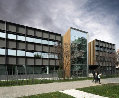 Progetto CMR Nuovo HQ