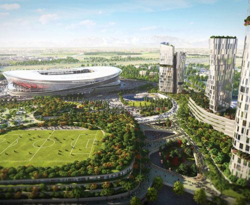New Milan Stadium AC Milan – Inter FC
