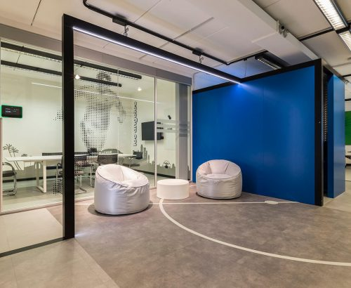 Adidas Monza offices