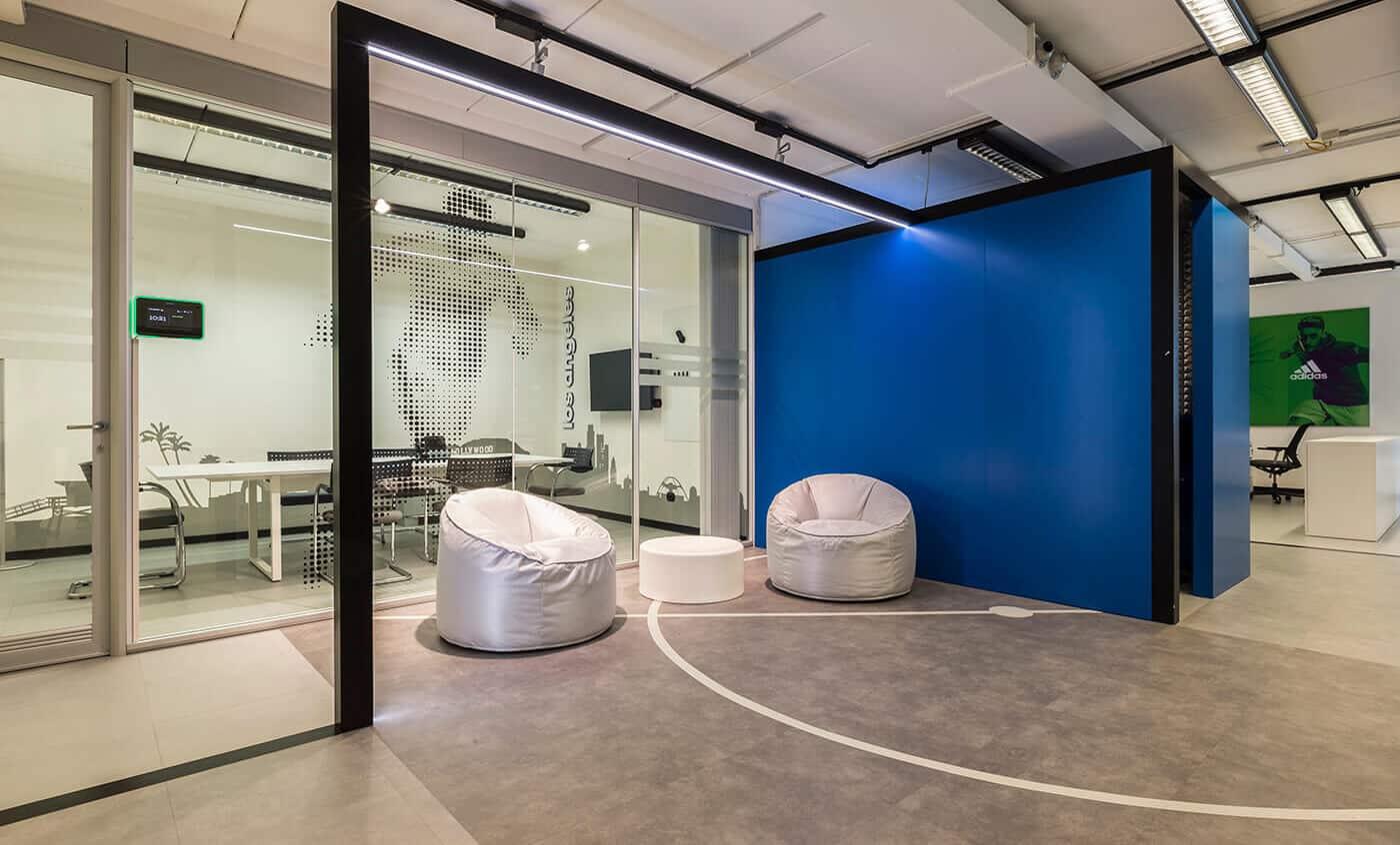 adidas italia uffici