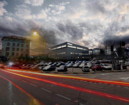Parma Office Chiesi farmaceutica