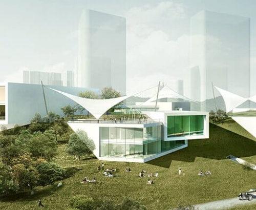 Progetto CMR tra i più influenti studi di architettura in Cina