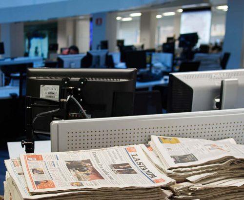 La Stampa nuovo HQ