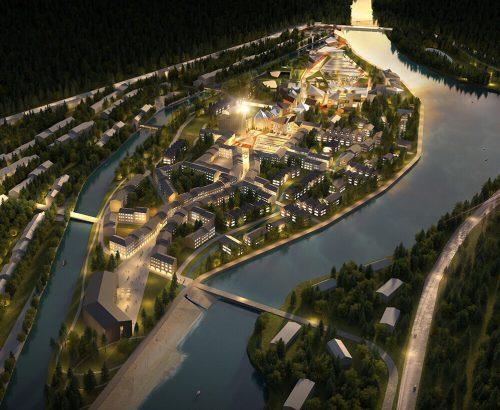 Manjiangwan Masterplan
