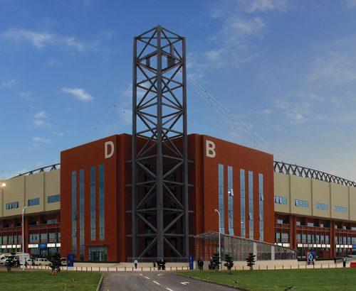 Tianjin Quanjian FC Stadium