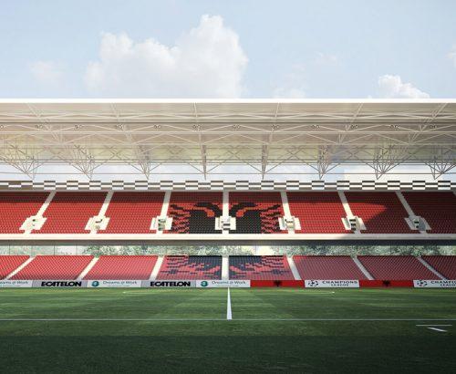 National Stadium of Tirana