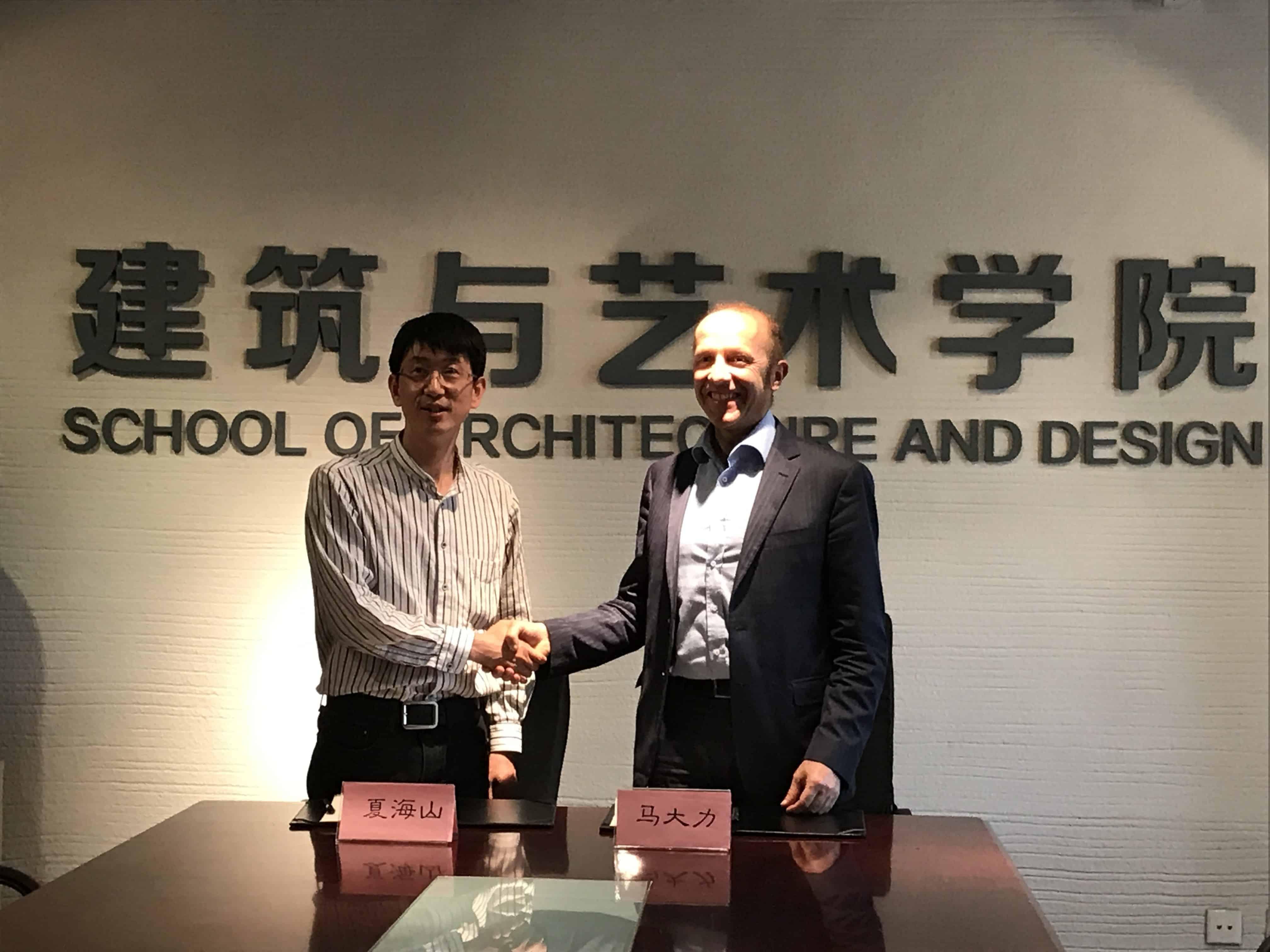 Progetto CMR - Beijing Jiaotong University