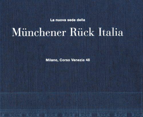 La nuova sede Münchener Rück Italia