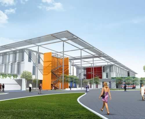 Ecocity – Logistic Offices and Warehouses