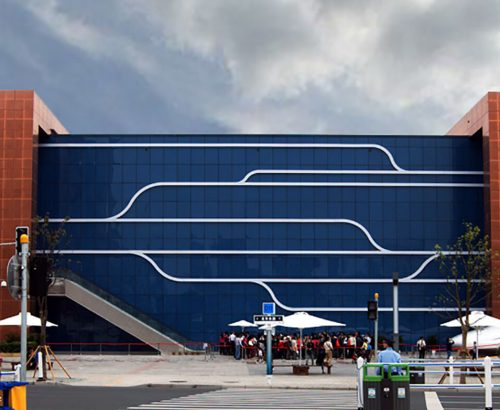 Expo 2010 Pavilion