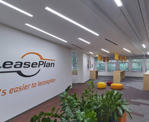 Leaseplan New Offices