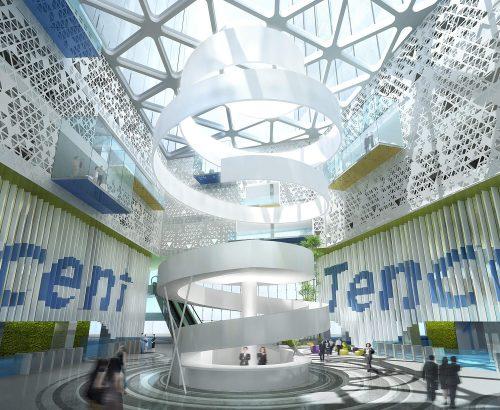 Tencent Shenzhen HQ
