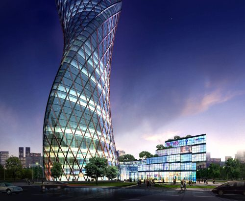 Helix Tower