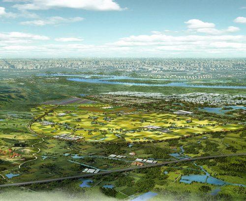 Zengjiang Agricultural Innovation Demostration Park