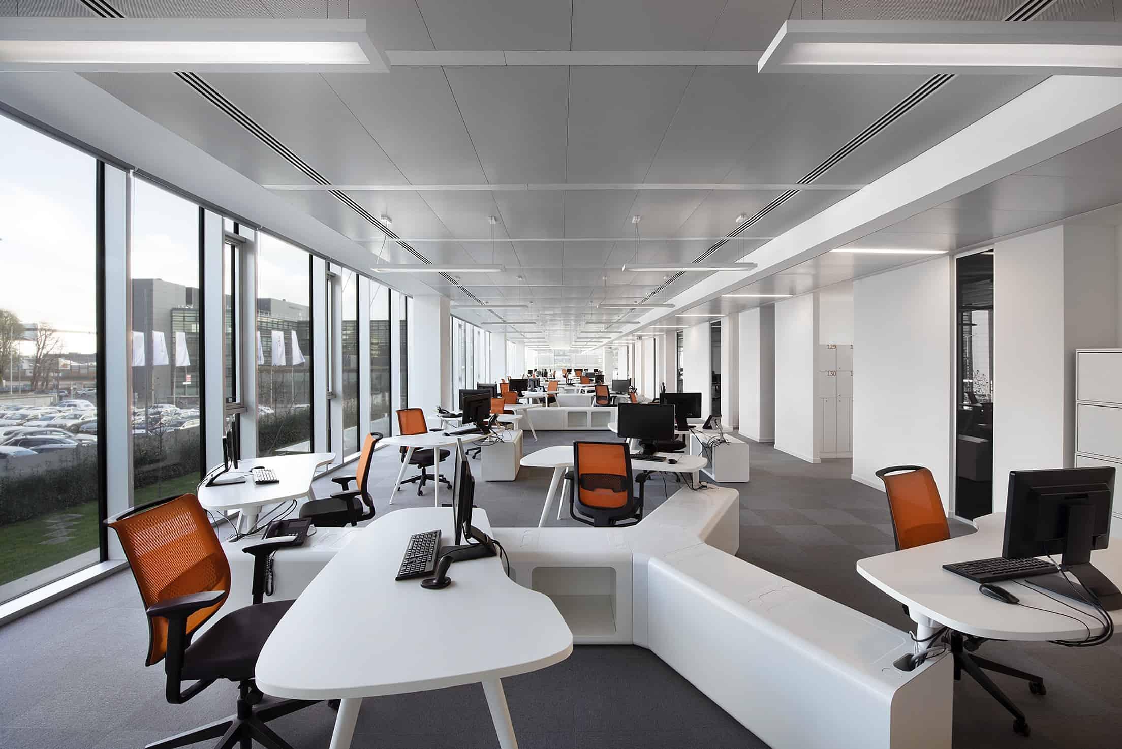 A Day In A Smart Office Progetto Cmr Massimo Roj