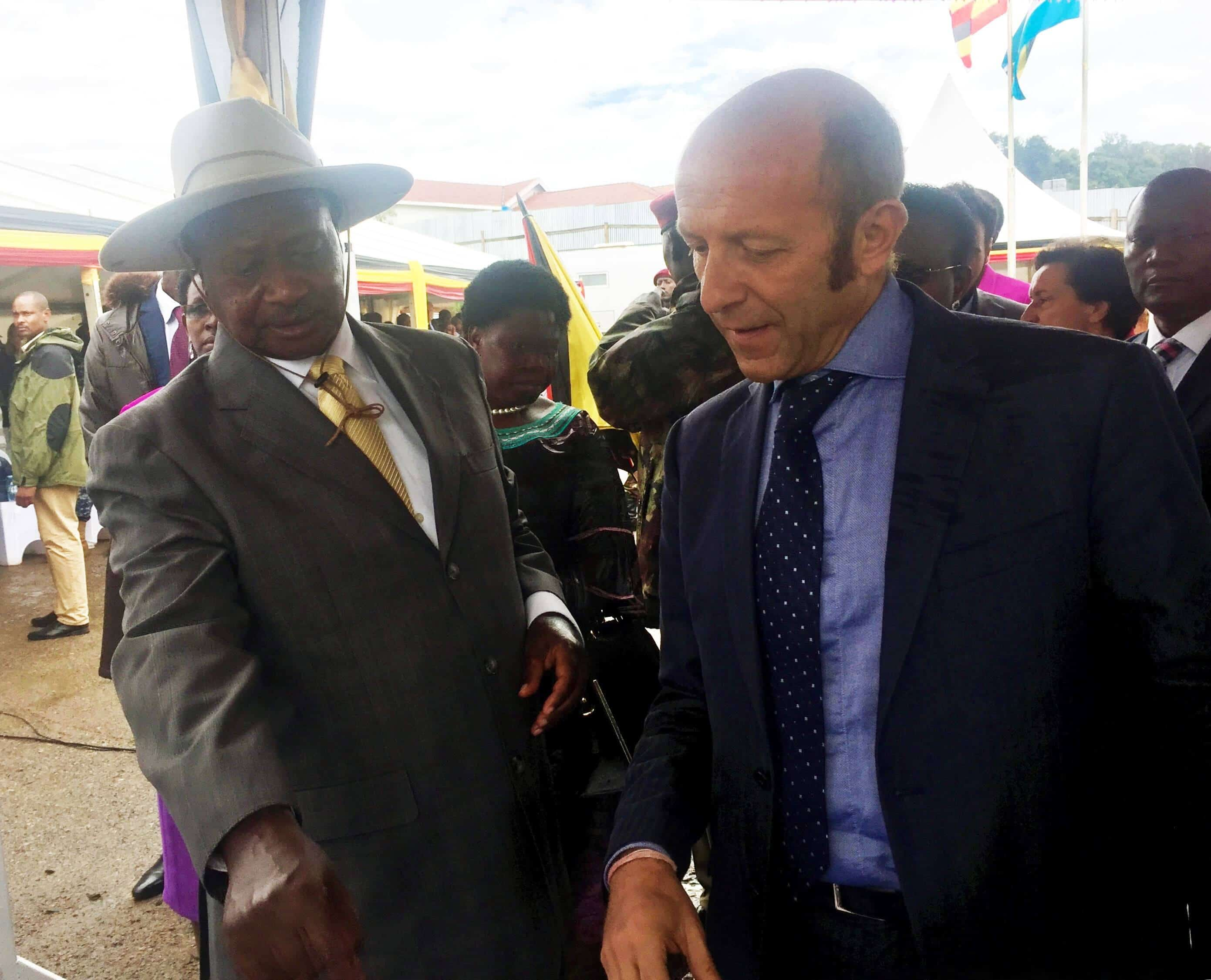 Progetto CMR - International Specialized Hospital of Uganda