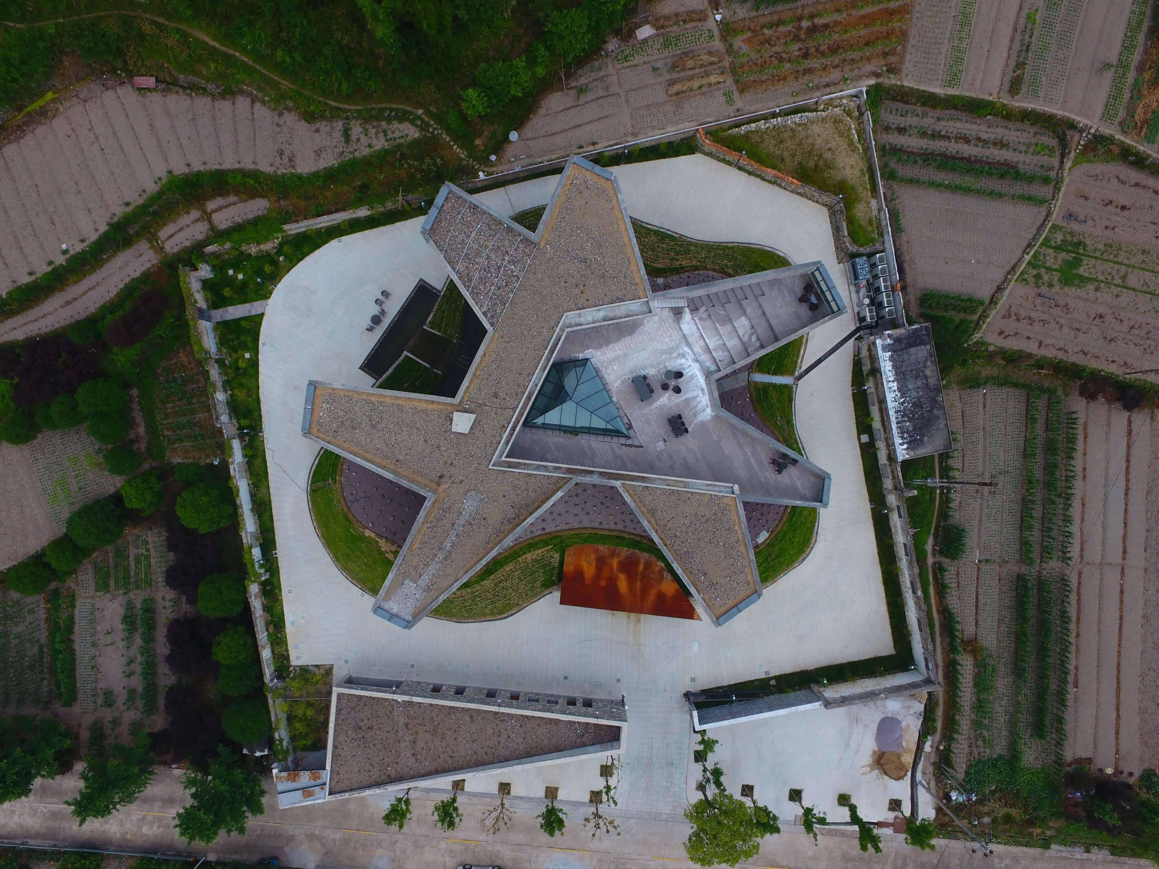 Progetto CMR - Ningbo Duao Art Museum
