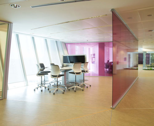 Astellas New Offices