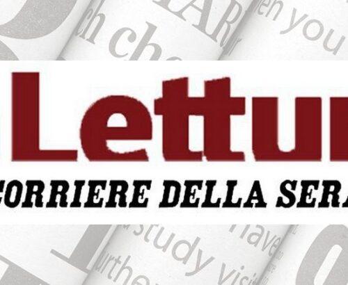 La Lettura – Corriere della Sera 19/07/2020