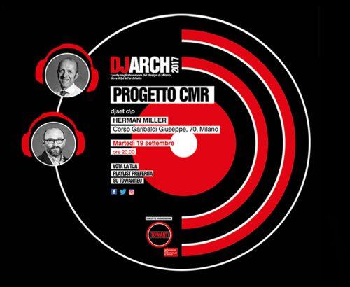 Progetto CMR alla DJARCH2017