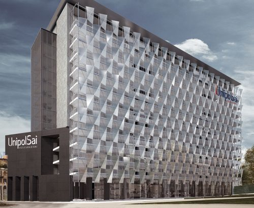 Construction works of the new UnipolSai Assicurazioni HQ in Milan have started