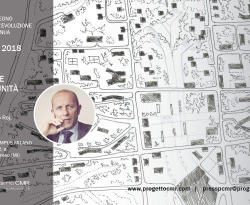 Progetto CMR con Massimo Roj al Convegno di Quotidiano Immobiliare sul tema NPL