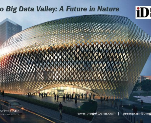 XianTao Big Data Valley: A Future in Nature