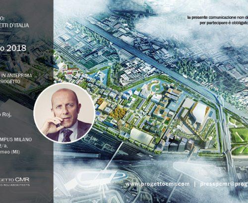 Progetti d'Italia: Progetto CMR e Sportium all'evento di Quotidiano Immobiliare