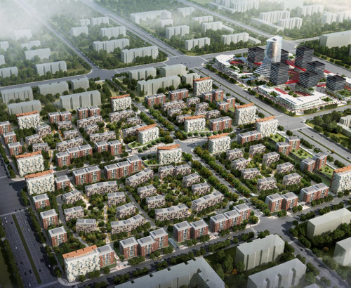 EU-China Sustainable Urbanization Park
