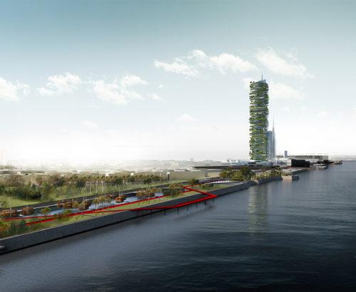 Hayian City Waterfront