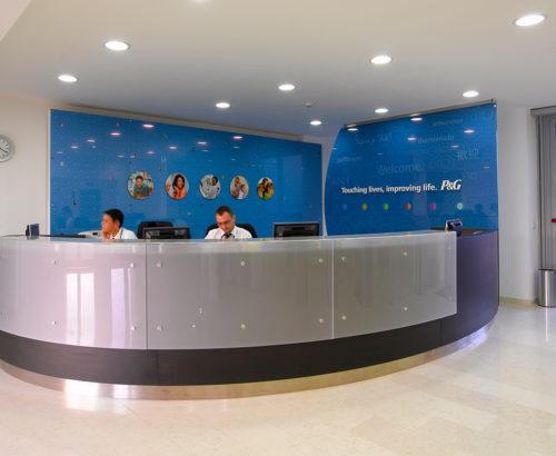 Procter & Gamble Italian HQ