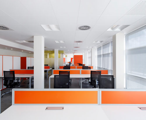 Alcatel-Lucent Rome offices