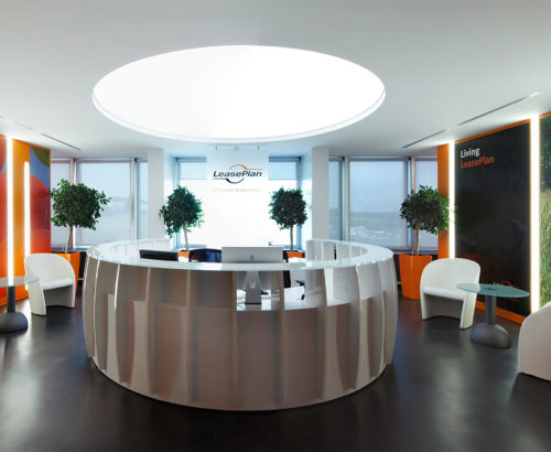 Leaseplan Rome offices