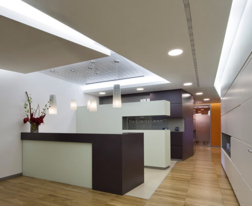 The Carlyle Group/Nokia Milan offices