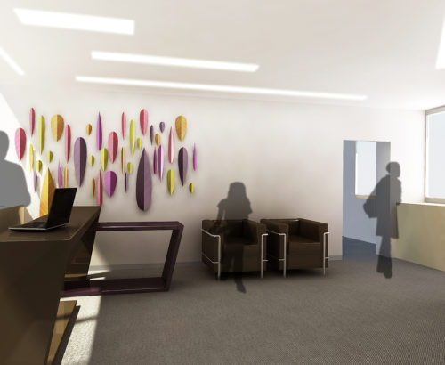 Roche Basilea Meeting Room
