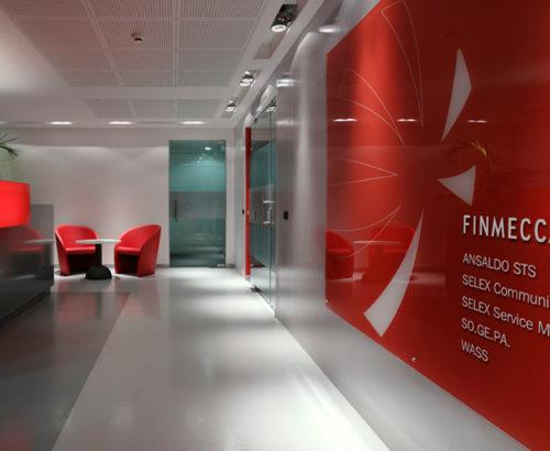 Finmeccanica  Rome HQ
