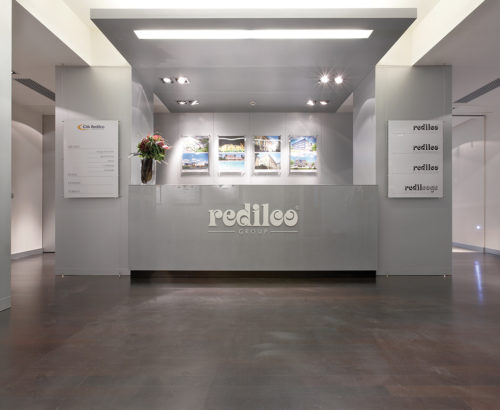 Redilco Milan offices