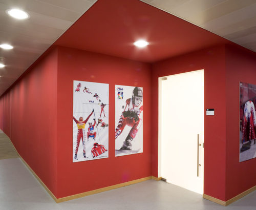 Fila Milan offices