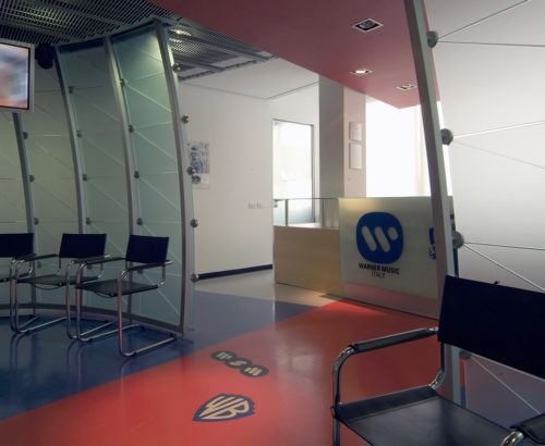 Warner Music Italy Milan offices