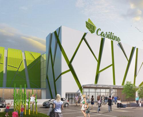 Casilino Shopping Mall