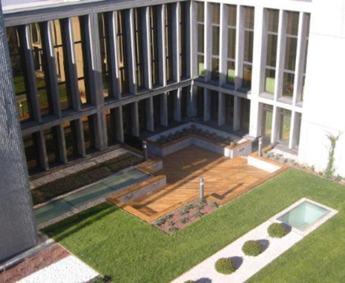 SEC Padua offices
