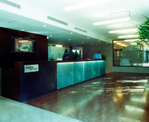 Nortel Networks Rome offices