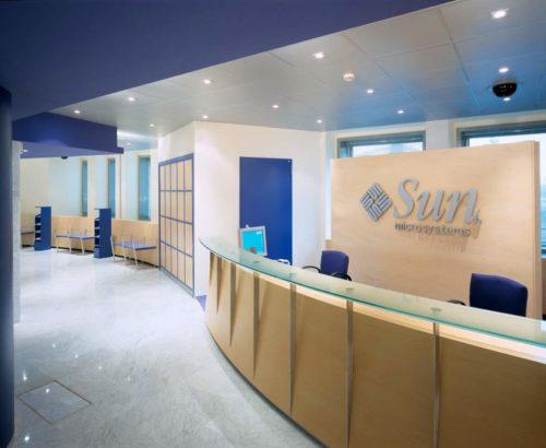Sun Microsystems Milan Head Quarters