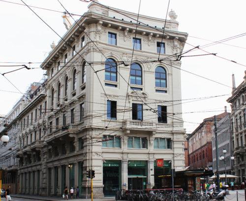FIMIT Piazza Cordusio Building