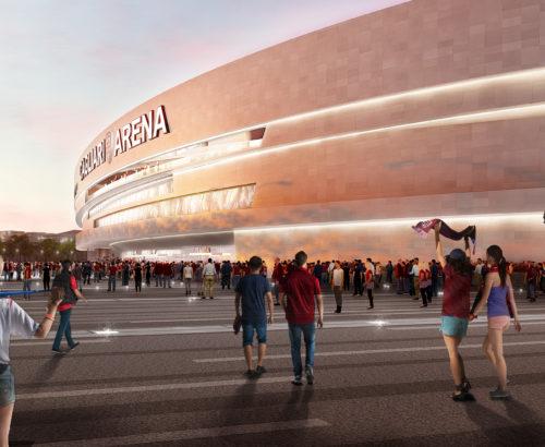 Progetto CMR e Sportium per il nuovo stadio del Cagliari Calcio