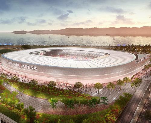 Nuovo stadio del Cagliari Calcio