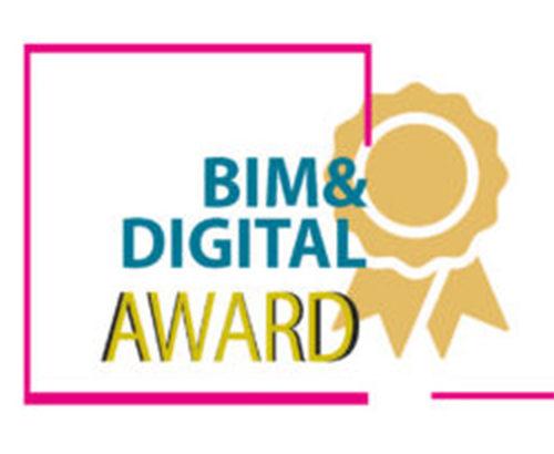 Progetto CMR si aggiudica il BIM&Digital Award 2018